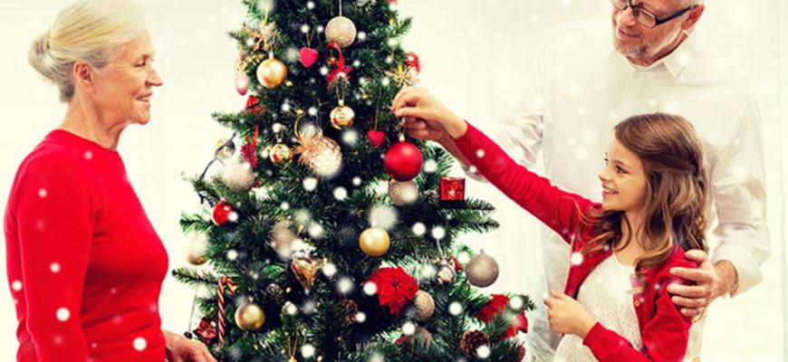 Что подарить бабушке и дедушке на Новый год 2021