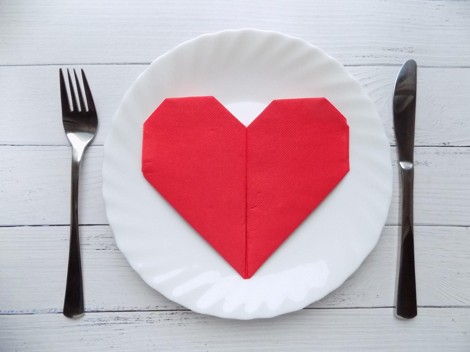 Бумажное сердце -1