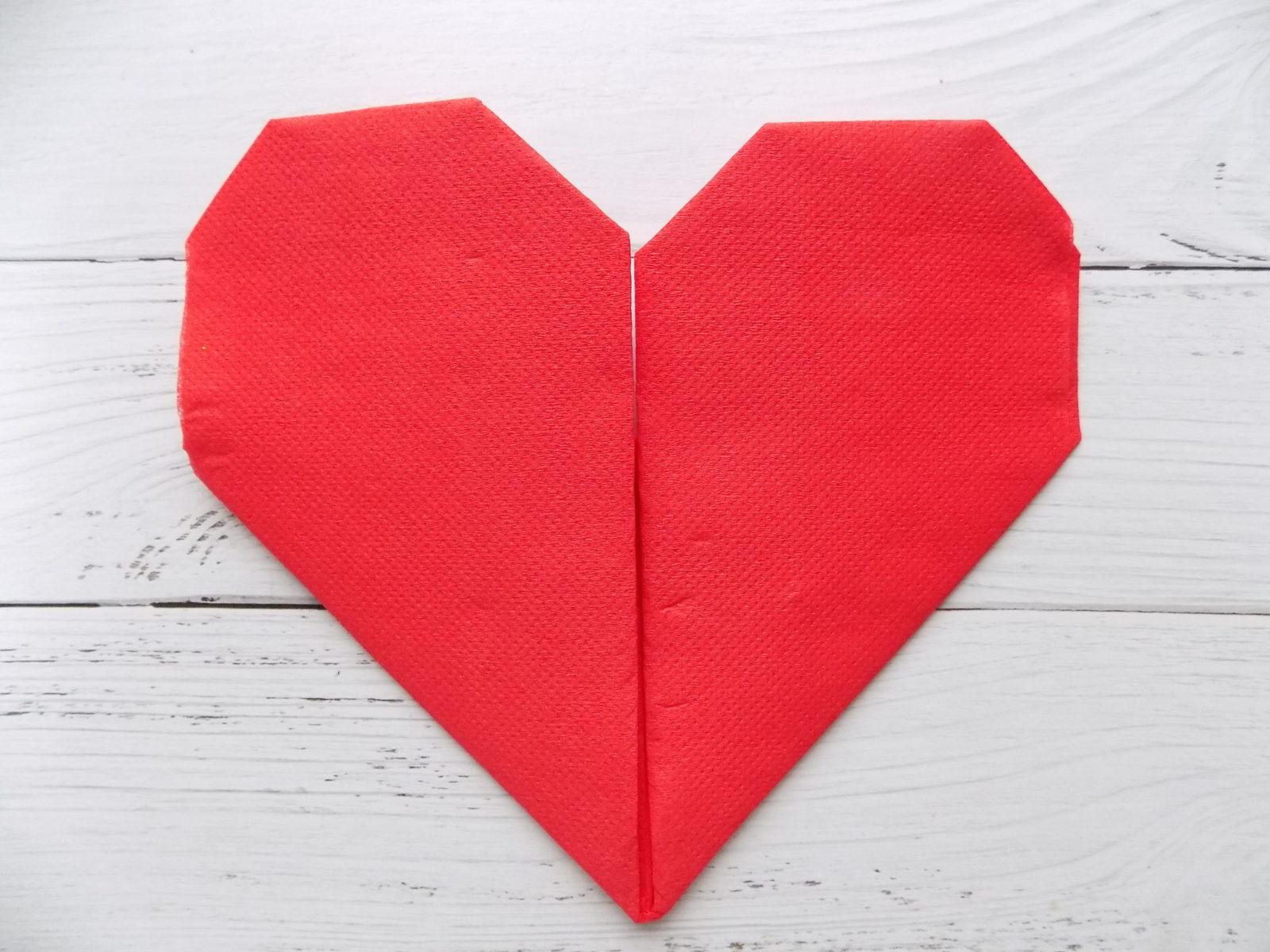 Бумажное сердце -11