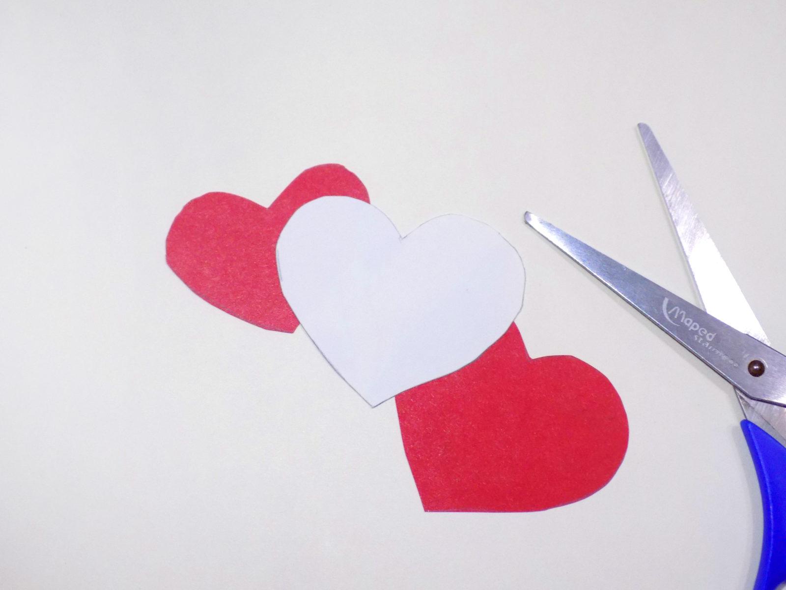 Сердце панно на День святого Валентина -4