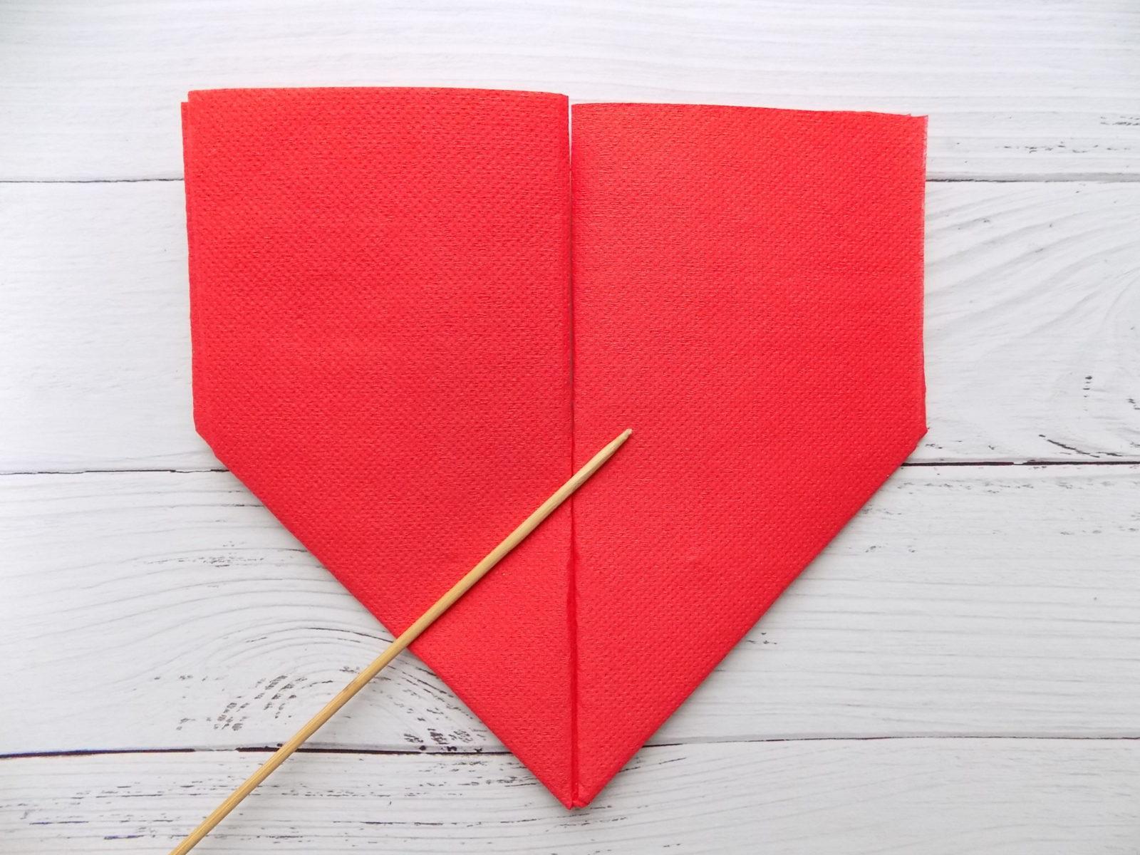 Бумажное сердце -8