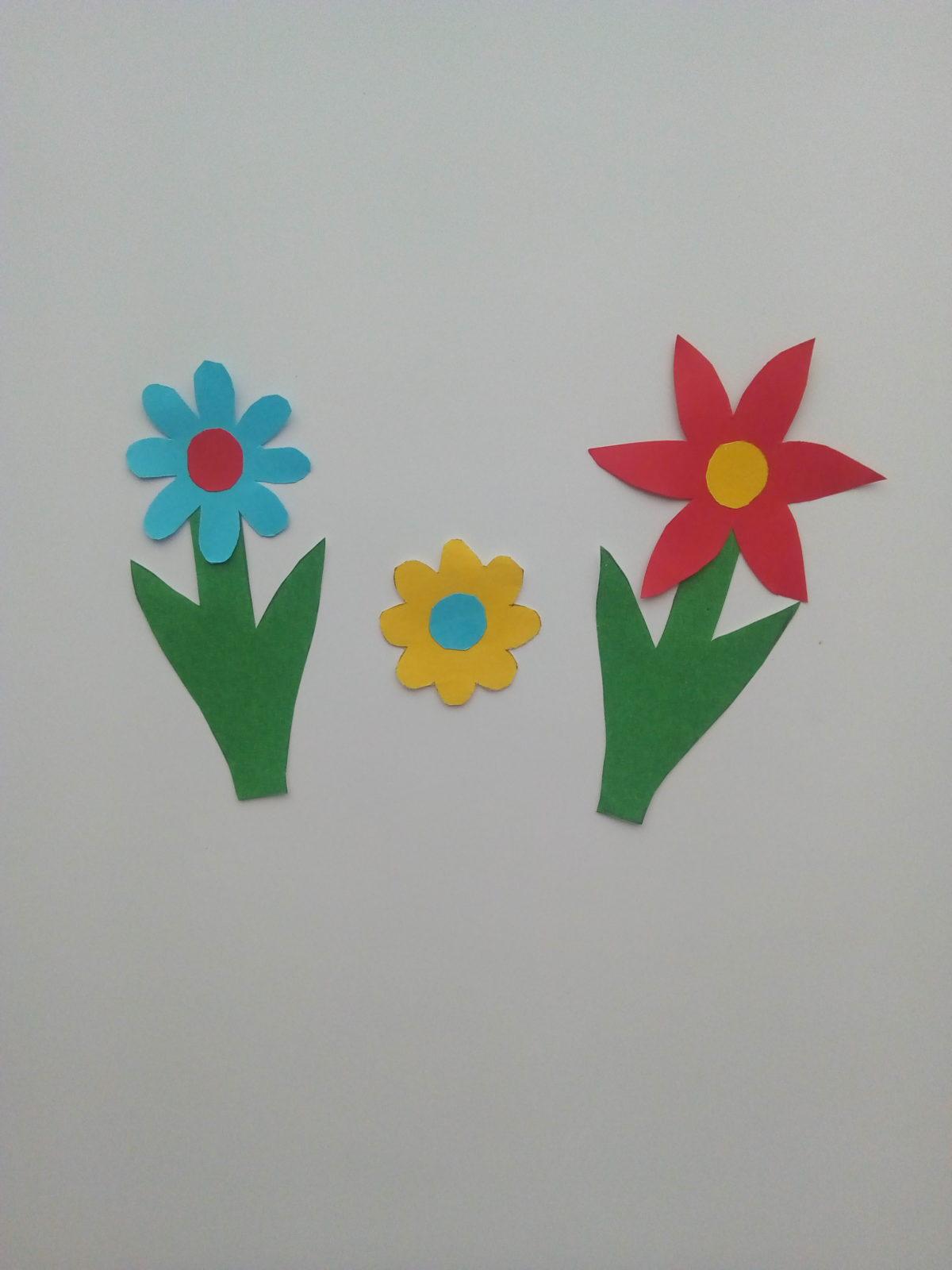 Объемная открытка «Ваза с цветами»-8