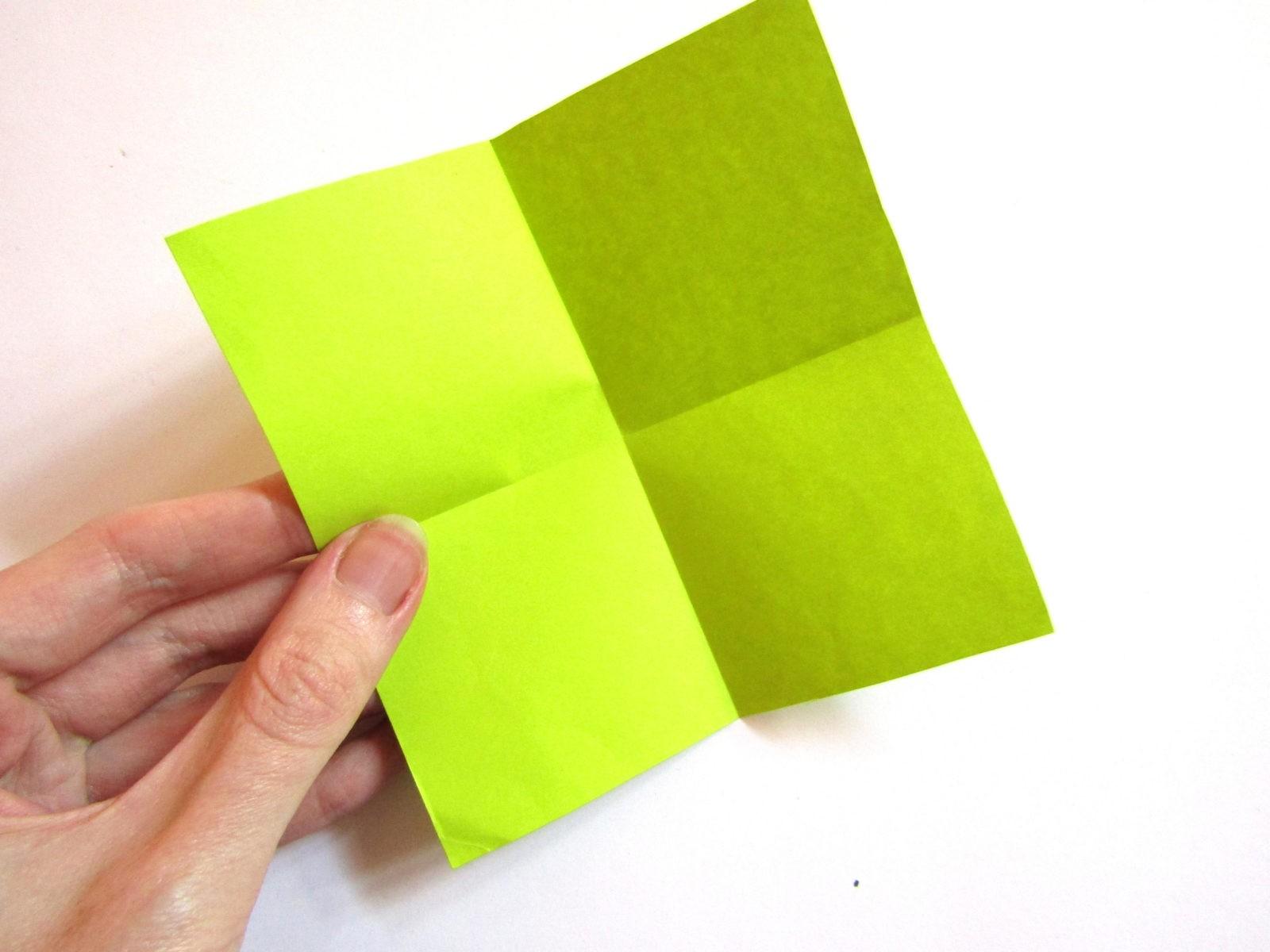 Динозавр оригами из бумаги-2