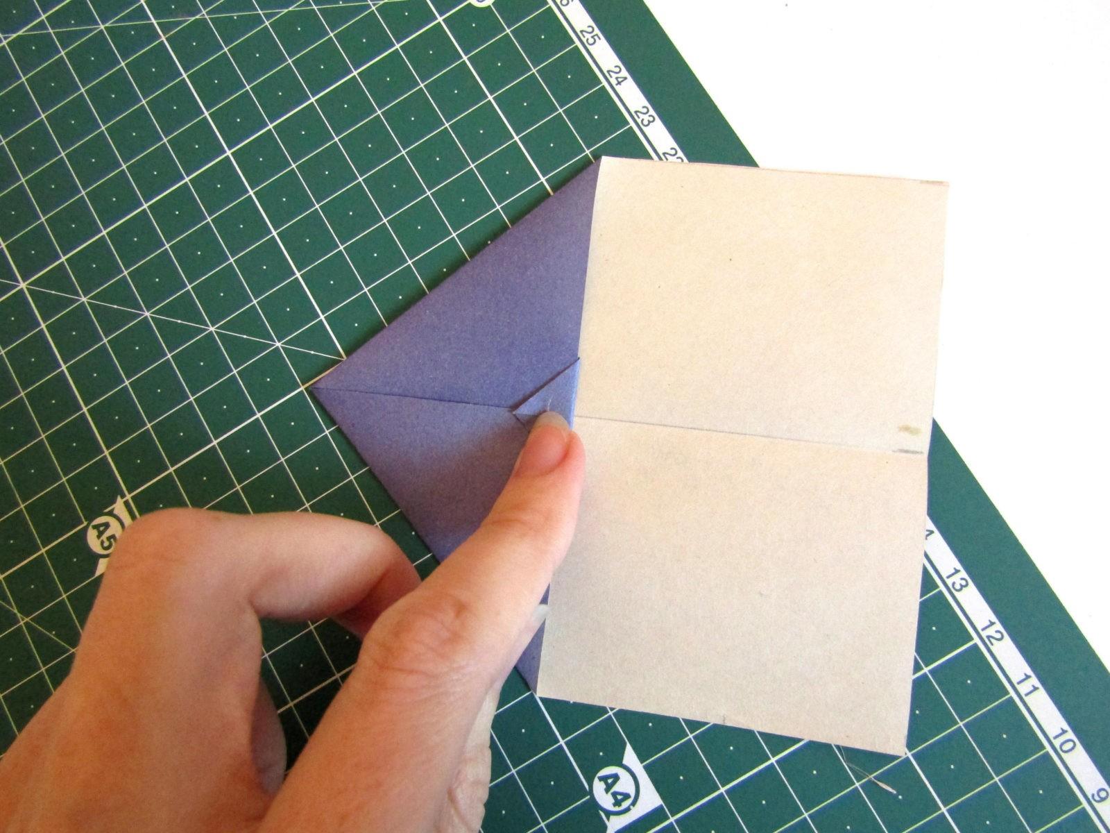 Оригами самолет из бумаги-6