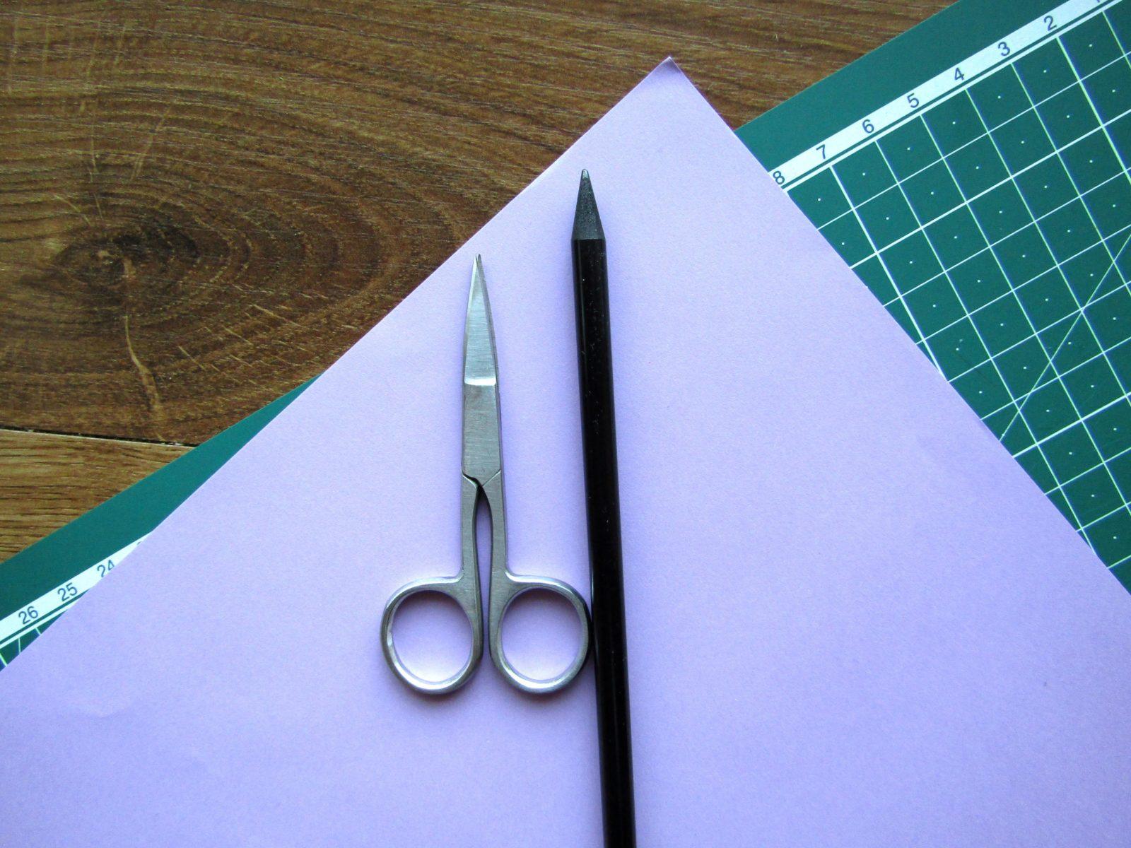 Оригами подставка для карандашей Пушин - 1