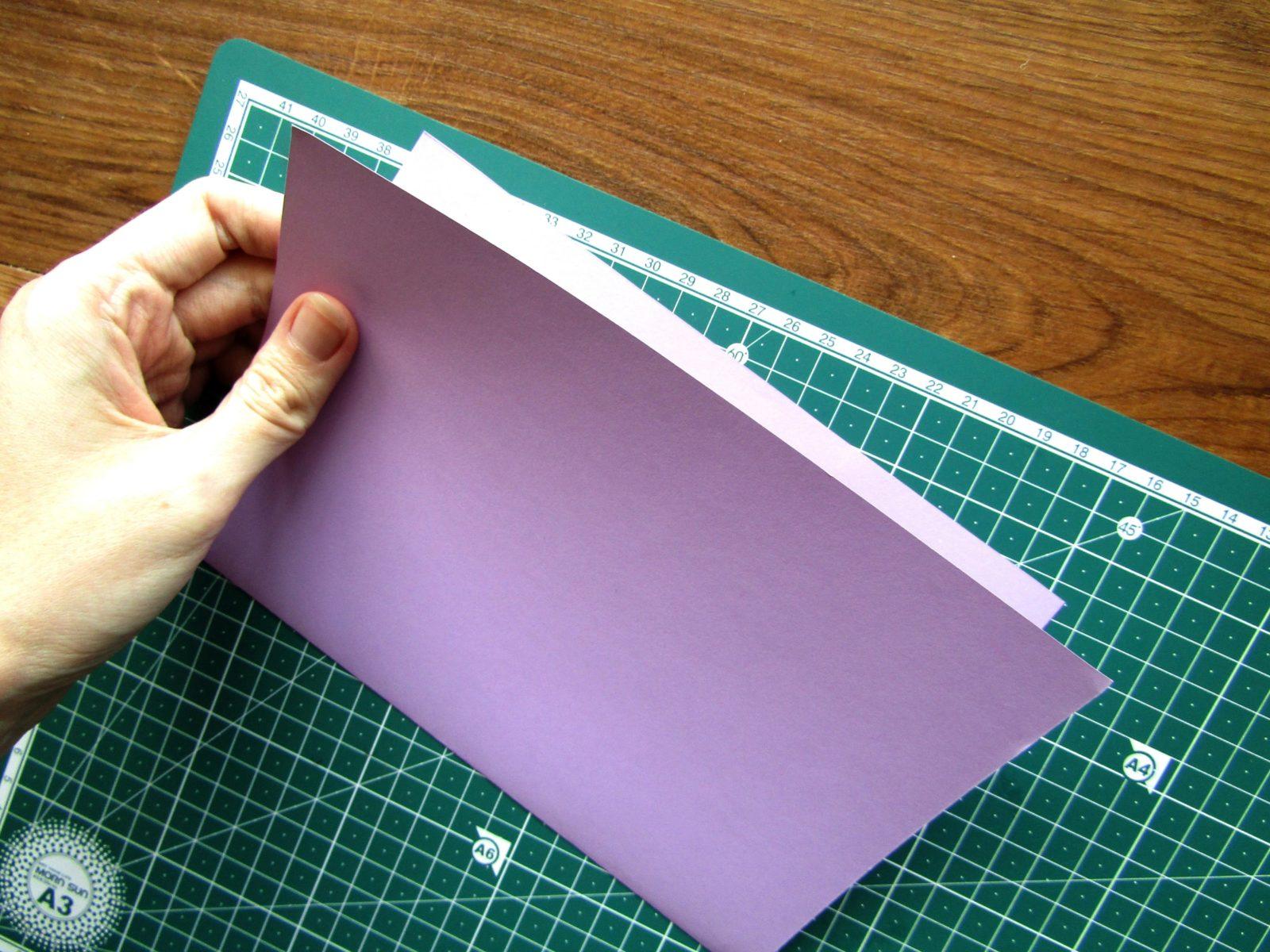 Оригами подставка для карандашей Пушин - 2