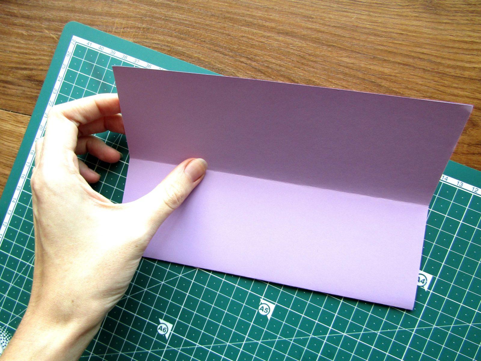 Оригами подставка для карандашей Пушин - 3